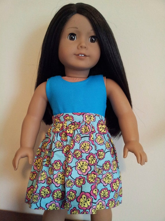 Top and Skirt for 18 inch dolls such as American Girl or Our Generation