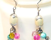 Pastel Easter Egg Earrings - lindab142