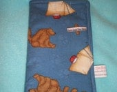 Eyeglass Case iPhone Case Northwoods Bears Pouch