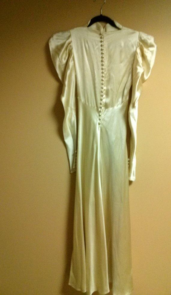 Lot Of 10 Vintage Dresses Vintage Wedding Dress 1920s 1950s 1960s 1970s Lot 4