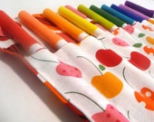 Girls Art/ Marker Roll - myplaygroundlove