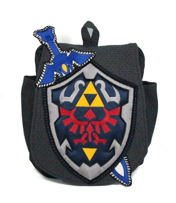 Zelda Inspired Backpack - Geeky U