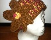 Big Flower Headband