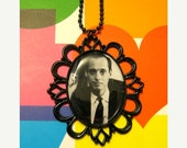 ON SALE John Waters Necklace Pendant
