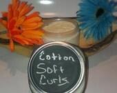 16oz Cotton Soft Curls /Murumuru Hair Butter/Hair Cream/Hair Moisturizer/Curl Definer/PH Balanced