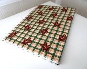 Gingerbread man - Christmas notebook journal.