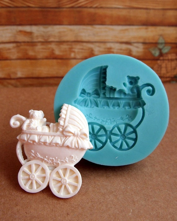 Antique Pram mold