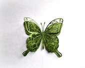 The Chloe Butterfly, Green, Paper, Insect - MyButterflyHeaven