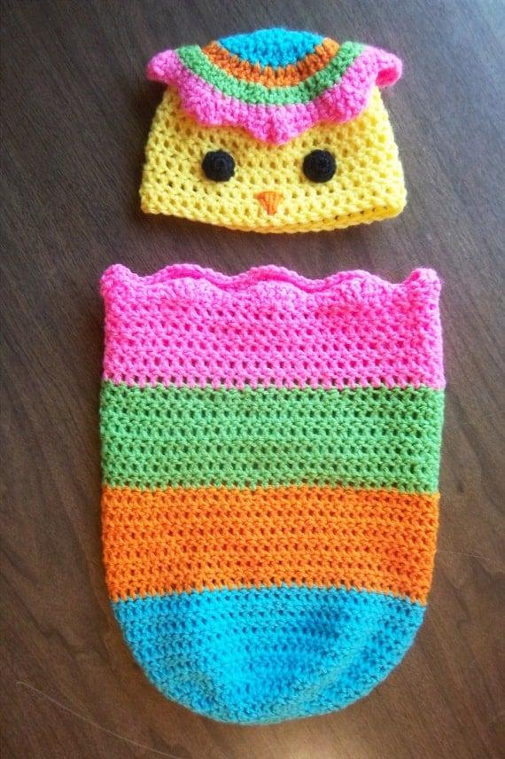 Crochet Baby Egg Cocoon Pattern : Thursday Handmade Love Week 50 ~ Crochet Addict UK