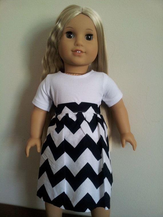 2-Piece Outfit for American Girl, Our Generation, and other 18 inch dolls