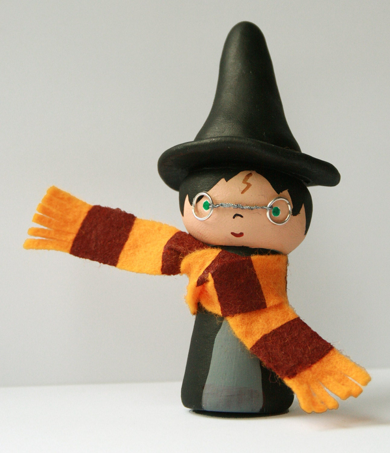 polymer clay harry potter - photo #19