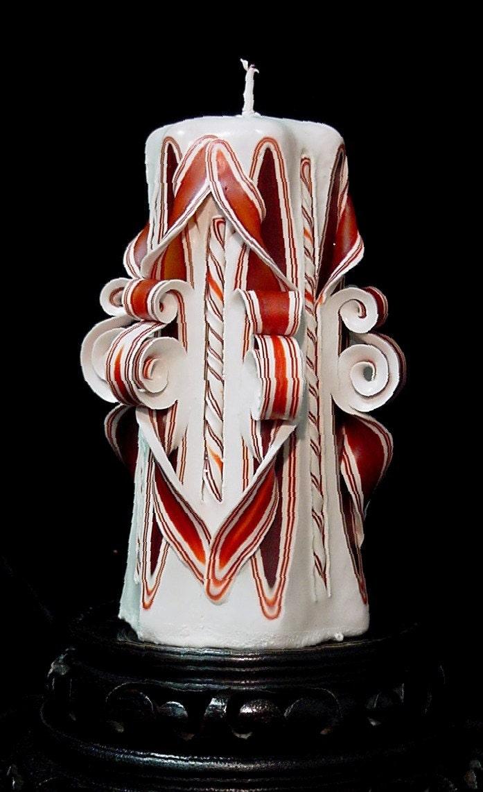 Masm velas talladas carved candles - Velas talladas ...