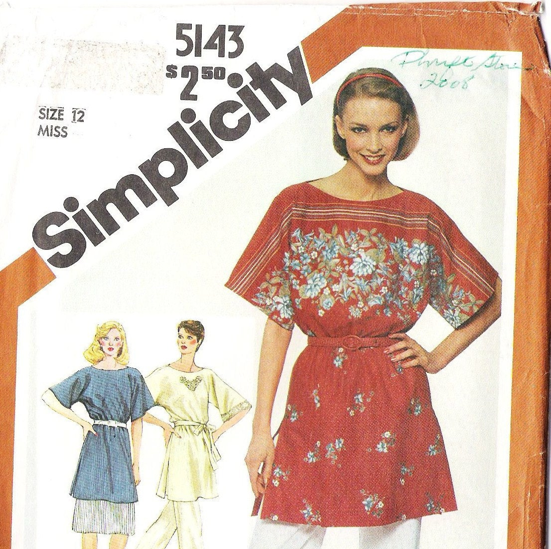 Sewing Patterns Tunic Tops Tunic Top Pattern « Design