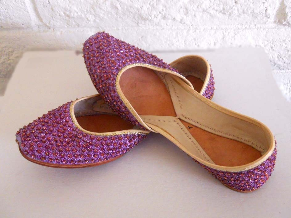 shoes indian beaded shoes