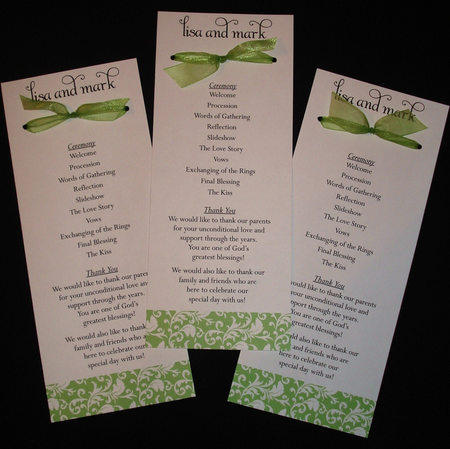 9 best images about wedding programs on pinterest wedding program fans wedding ceremony programs and diy wedding programs