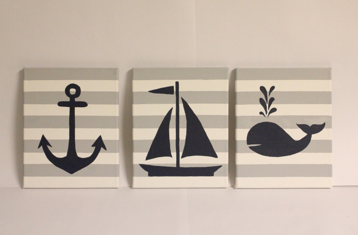 wall decor nautical simple home decoration