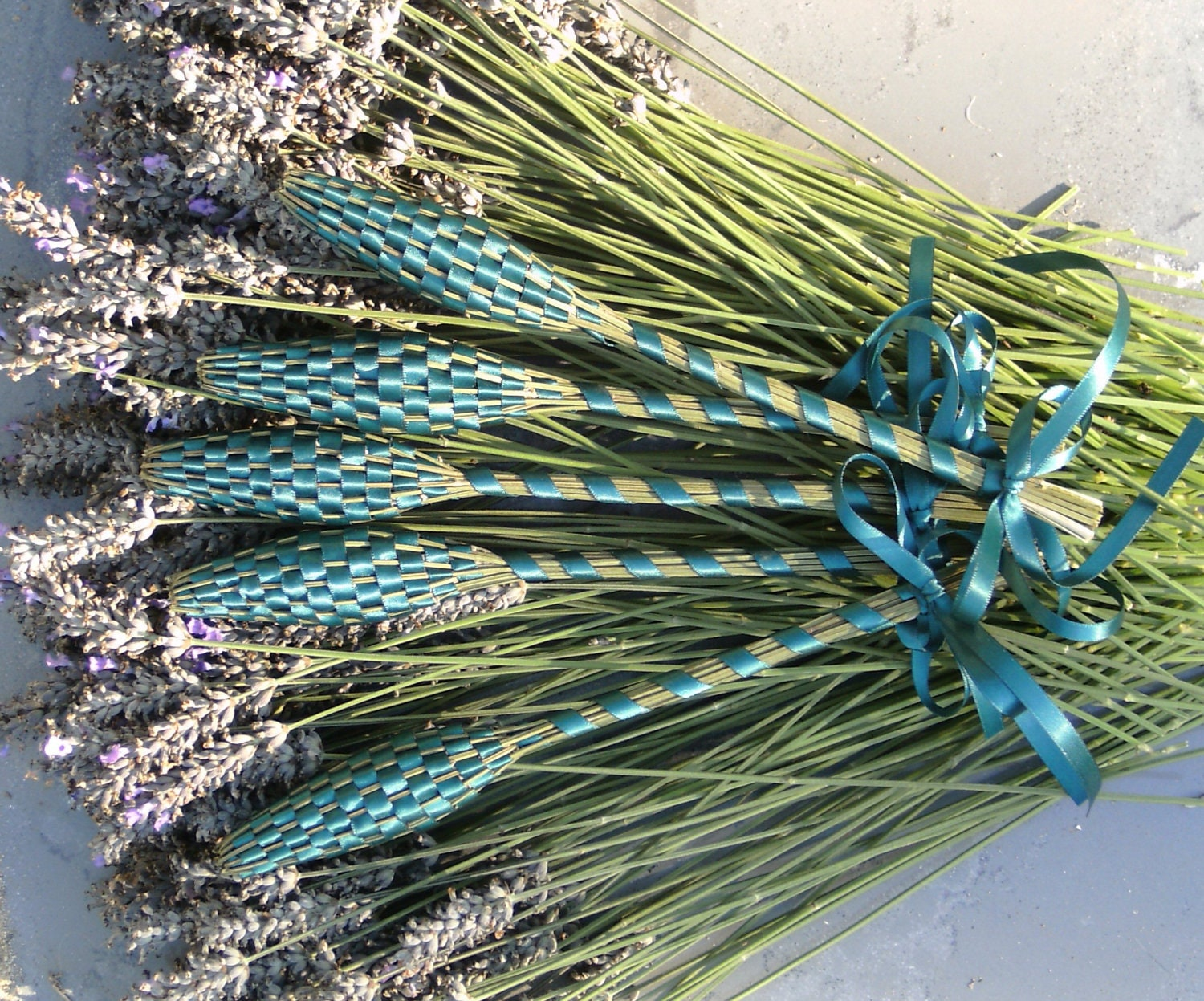 Lavender Wands - Hunter Green Medium - Pedricks