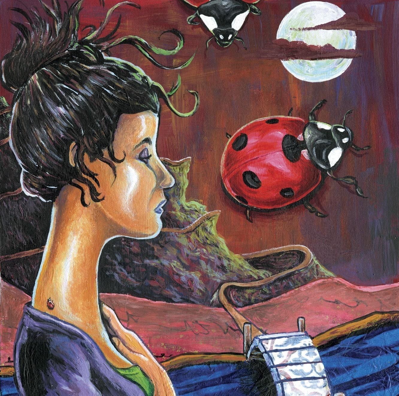 Ladybugs Affirmation