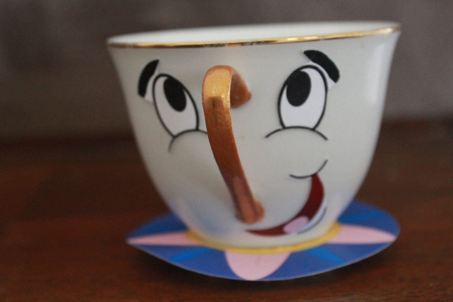 Beauty And The Beast Chip Cup Beauty and the Beast Chip the