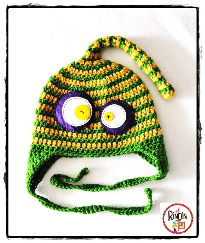 Crochet Hat  Rising Globling VA