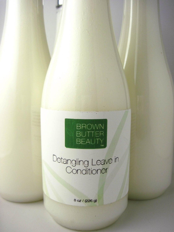 Sweet Milk Detangling Cream Leave in Conditioner - 8 ounces