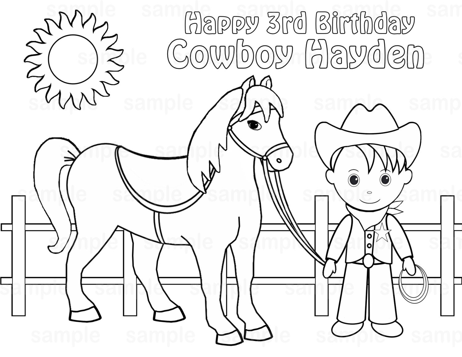 Western pleasure horse coloring coloring pages Coloring book for kids pdf