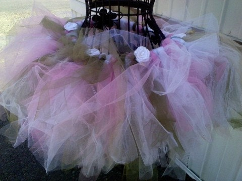 Adult/Teen Fairy Tutu Costume. From AllAboutMeTutus