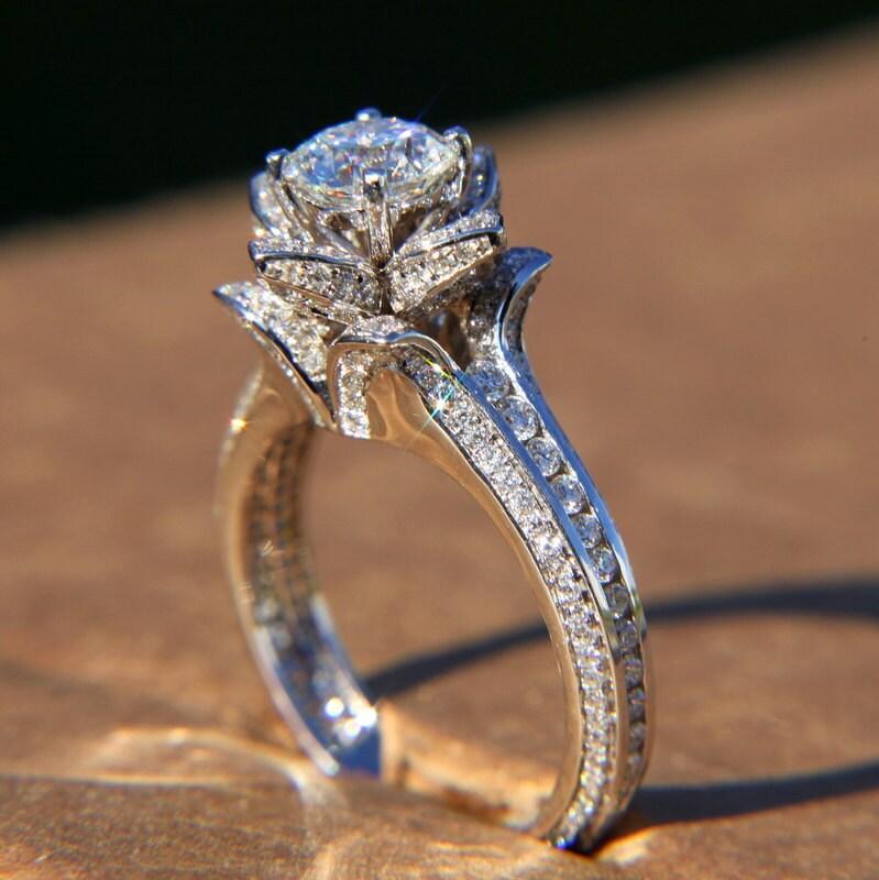 ROSE DIAMOND RING Perhanda Fasa