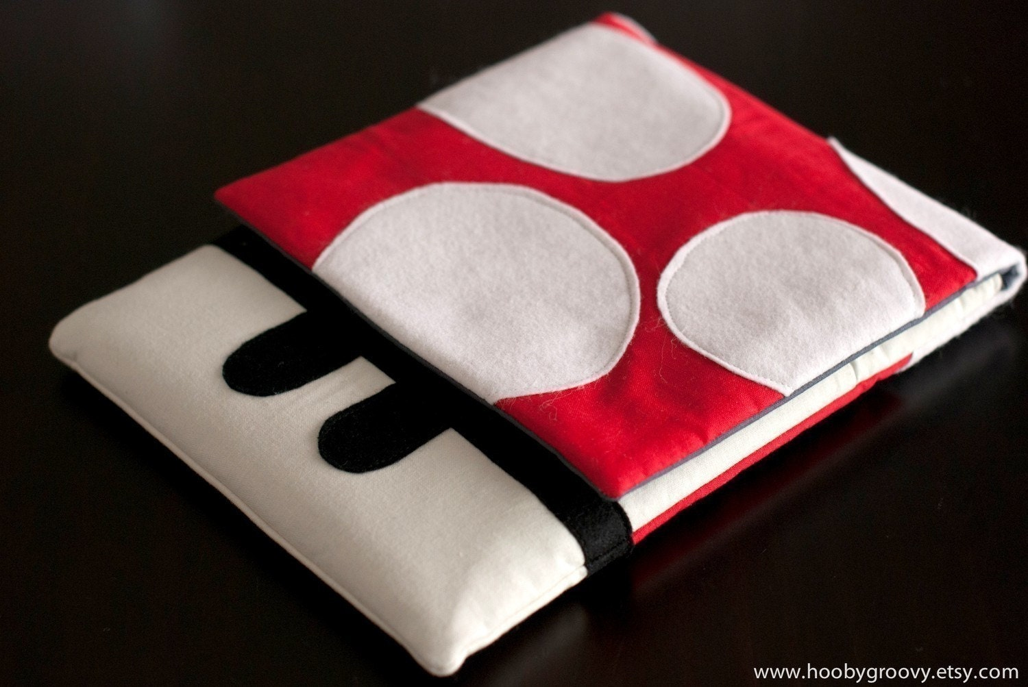 Super Mushroom iPad 1 / iPad 2 / new iPad Case