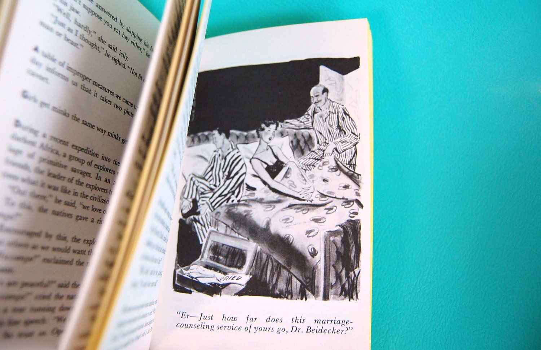 Vintage PlayBoy Joke Book
