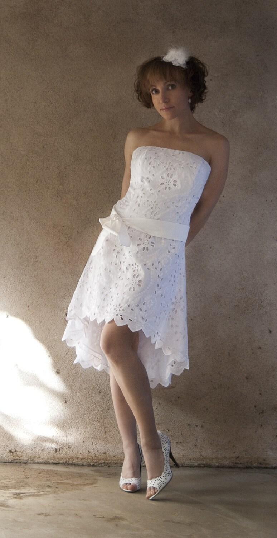Cheap Wedding Dresses With Eyelet