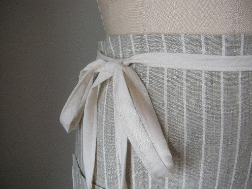 the gracie demi apron
