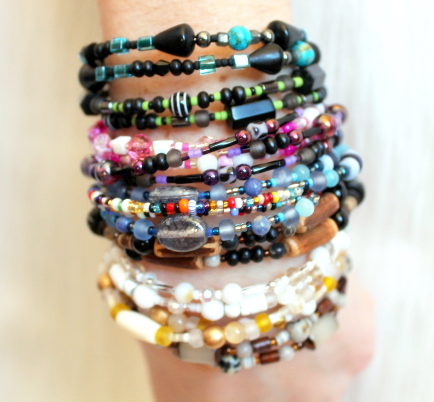 My Beaded Bracelets - Home