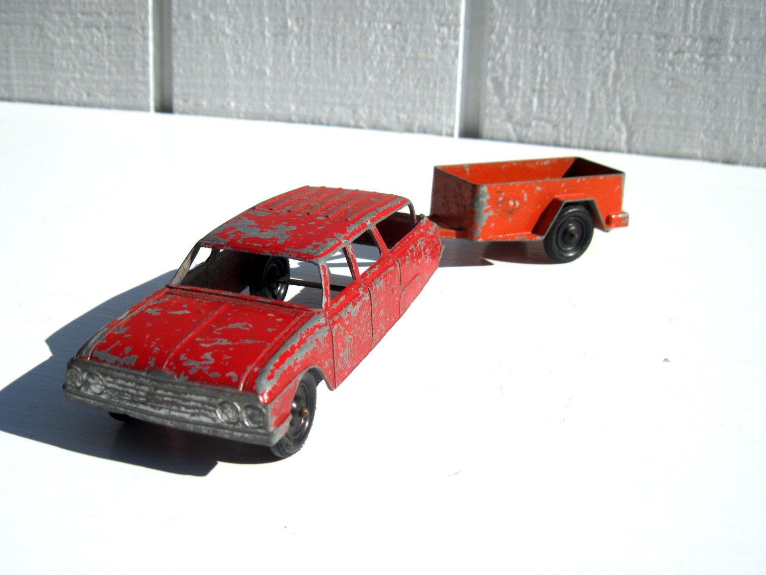 How Much Are Old Metal Toy Cars Worth