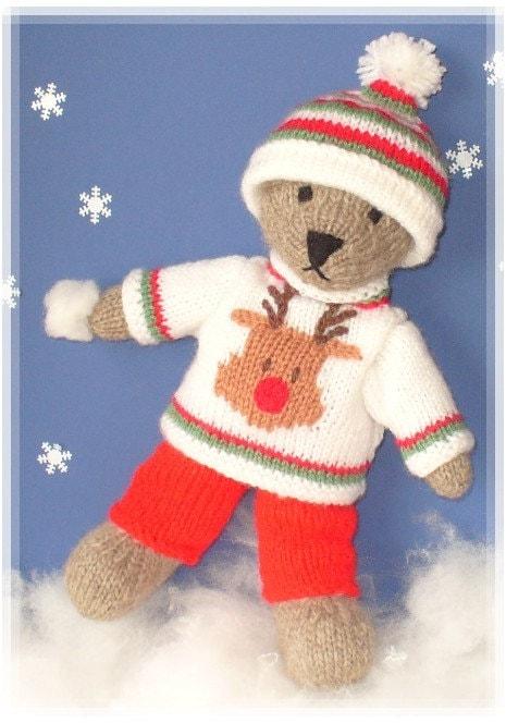 Knitting Pattern For Teddy Bear Trousers : BEAR CARE CROCHET FREE KNIT PATTERN Crochet Patterns