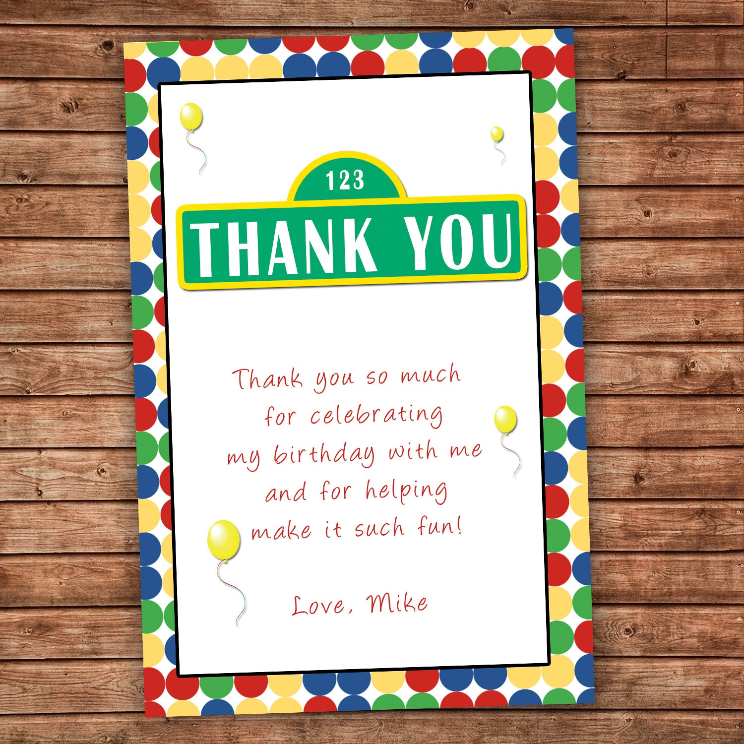 Watch more like Thank You Wording For Party – Thank You Card Wording for Birthday Gift