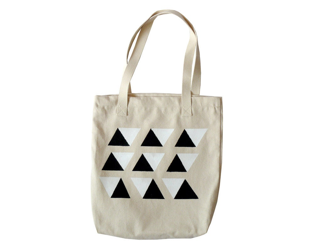 Triangle Tote - JessalinBeutler