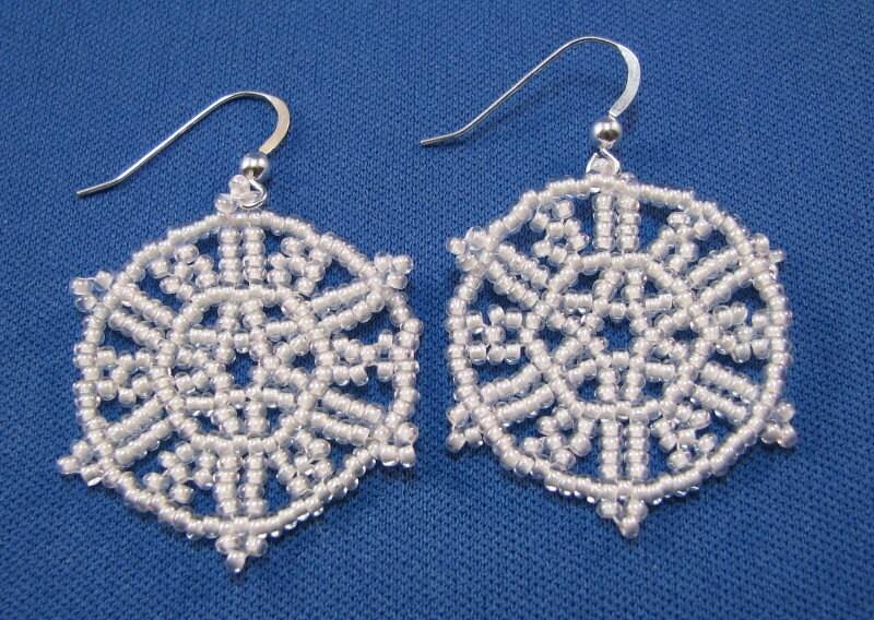 Snowflakes - beadwoman3