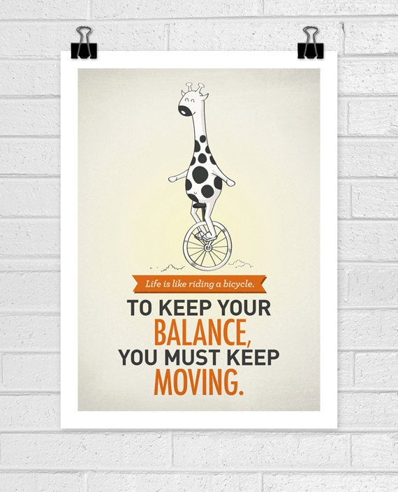 FFFFOUND! | Life Quote Print Typography wall decor Art by ...