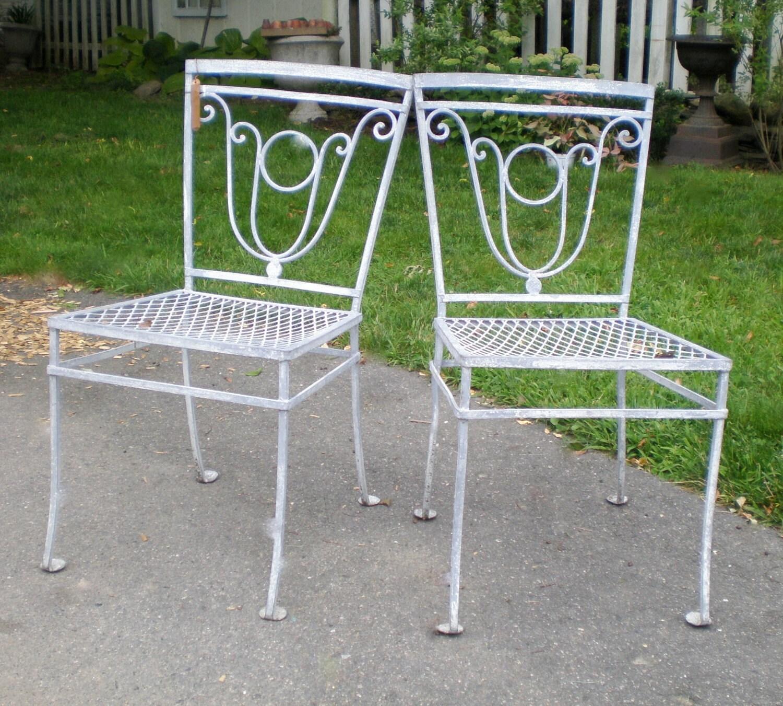 wrought iron furniture feet pads