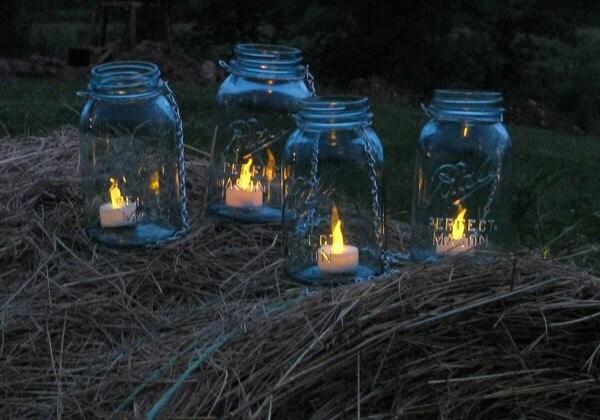Mason Jar Lantern Vase Lighting Vintage Ball Mason Jar LanternHanging Mason