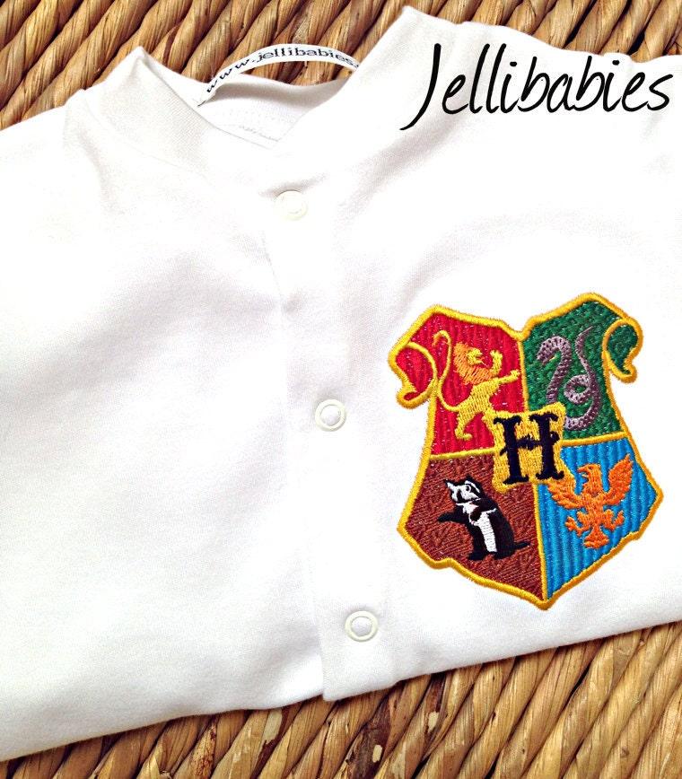 Harry Potter  babygrow sleepsuit