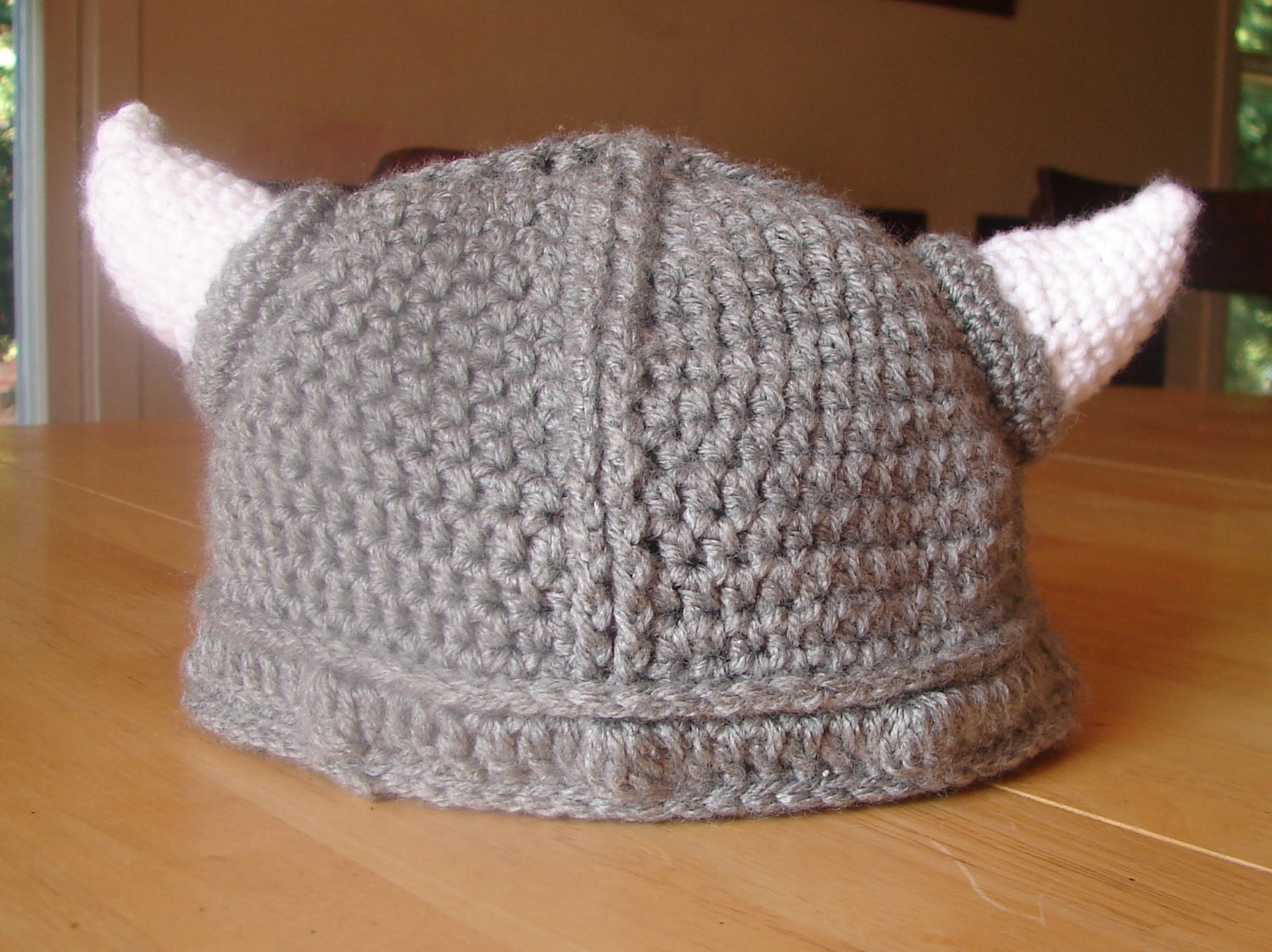 Knitting Patterns For Viking Hat : Moobie Grace Designs: Im Not Getting Back Out of the Bed Again Today!!