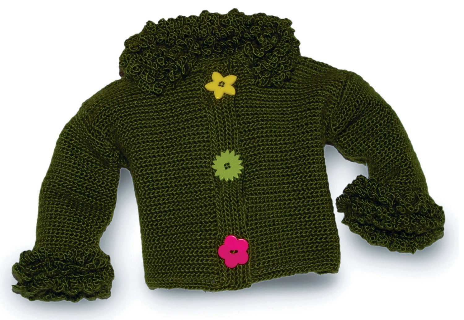 Free Crochet Pattern Little Girl Sweater : GIRLS CROCHET SWEATER PATTERNS ? Crochet For Beginners