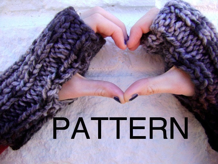 Learn how to knit fingerless mittens - Canadian Living