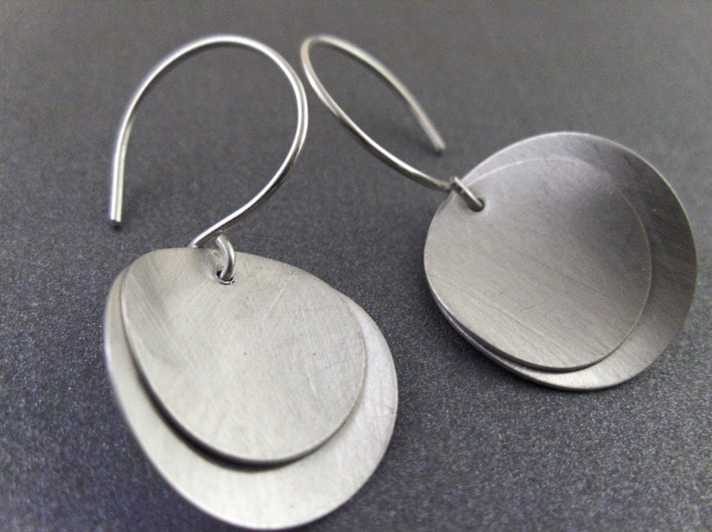 curved double discs