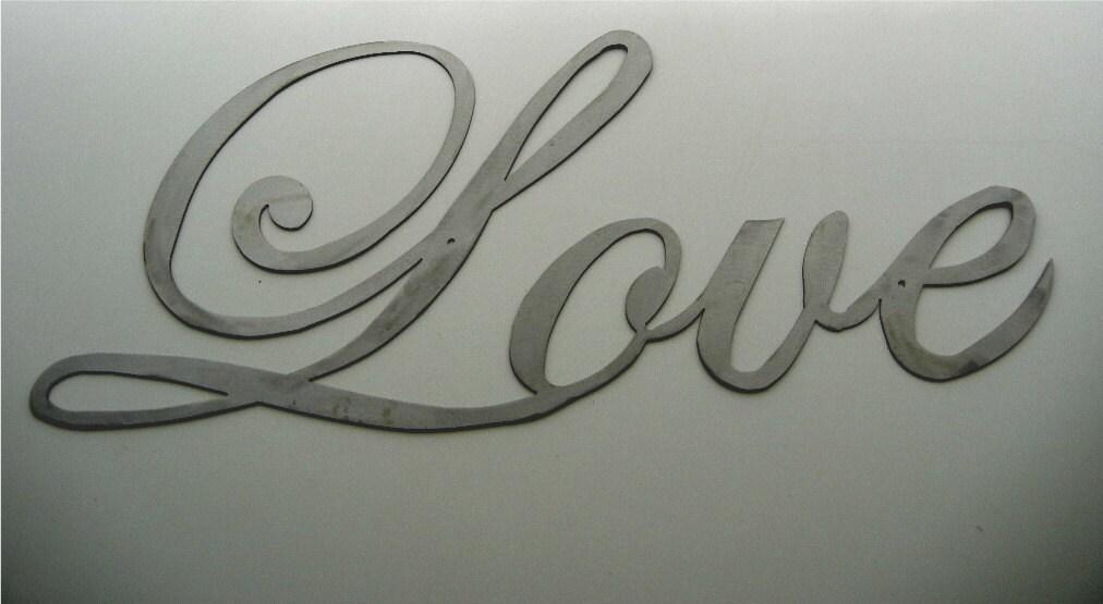 Cursive Love Love In Cursive Writing