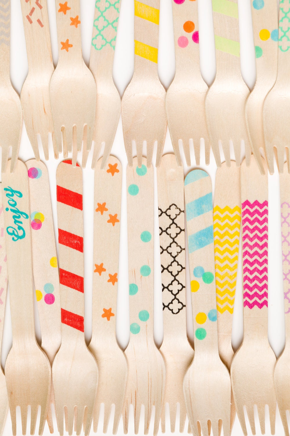 Wooden Utensils Variety Pack by Sucre Shop