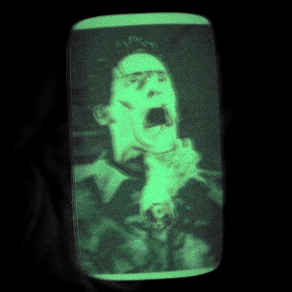 HORRORSHOW Soap - GLOWS in the Dark - Evil DEAD - Dragons Blood Scent