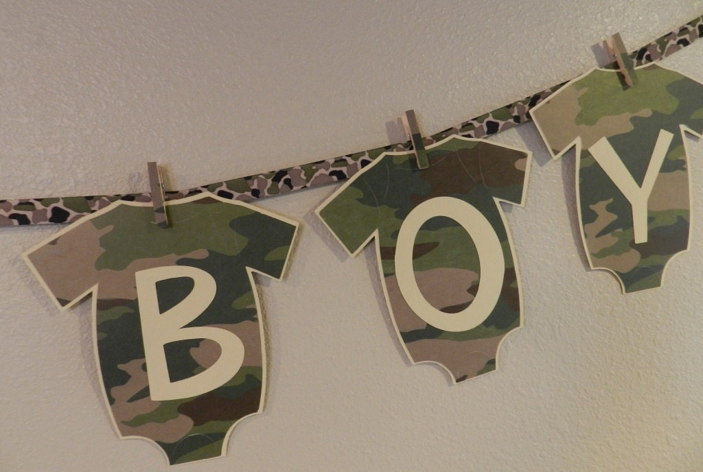 camo baby shower banners camouflage baby showers camo baby showers